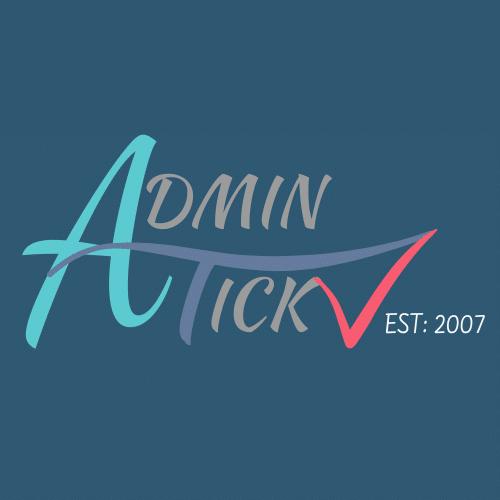 admin tick logo, va chelmsford